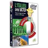 Victor ebner : l'italien avec victor, niveau 1 et 2