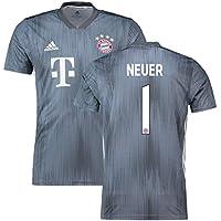 2018-19 Bayern Munich Third Football Soccer T-Shirt Camiseta (Manuel Neuer 1
