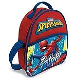 Spider-Man- Bolsa Portamerienda Térmica de Spiderman