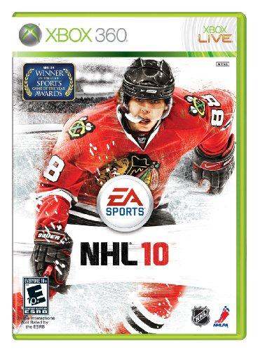 NHL 2010 [Xbox 360] - 360-nhl Xbox