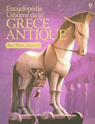 Encyclopédie Usborne de la Grèce antique par Jane Chisholm