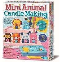 4M Mini Animal Candle Making: Arte con Pintura 00-04681