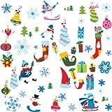 Produkt-Bild: RoomMates Let it snow Kinder, Mehrfarbig