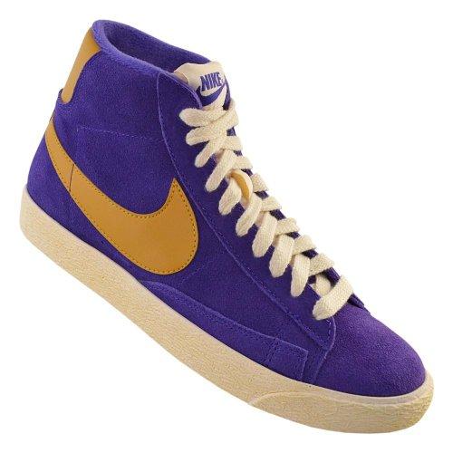 Nike Nike Art 1–Maglietta a maniche corte per uomo Violett