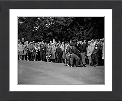 Framed Print of Golf - The Piccadilly Tournament - Billy Casper - Wentworth