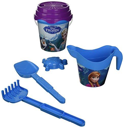 Mondo 28272 - Set da Spiaggia Frozen Beach Bucket Set