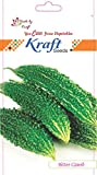 Bitter Gourd F1 Hybrid Seeds (Pack of 2) by Kraft Seeds