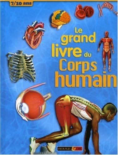 Le grand livre du corps humain par Patricia Macnair