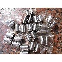 FidgetGear - Rodamientos de Bolas de cojinete de Bolas de 12 mm LM12UU CNC