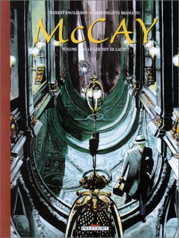 McCay, tome 3 : Le Gardien de l'aube