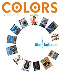Colors : Tibor Kalman, Issues 1-13