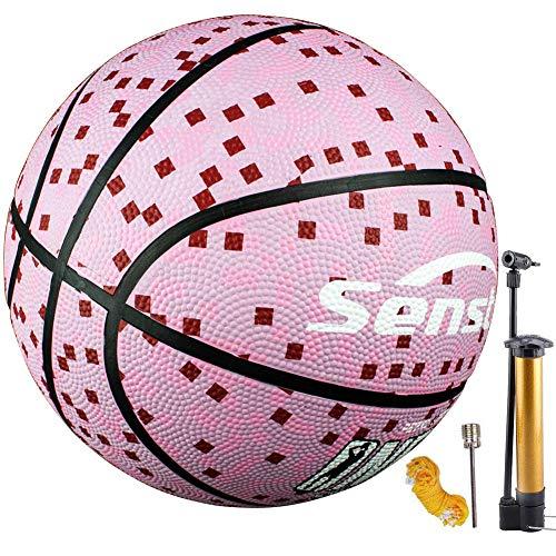 Senston Adulto Pelota Baloncesto Tamaño 7 Balon Baloncesto