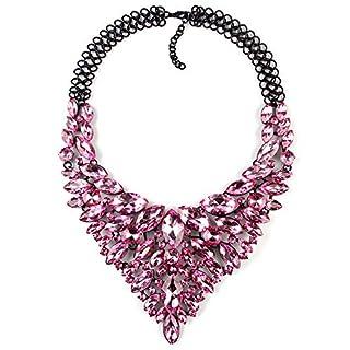 Categoria prodotto: Catena maglione  Materiale: Alluminio  Trattamento: pietre preziose intarsiate  Stile: Donna  Styling: Geometry