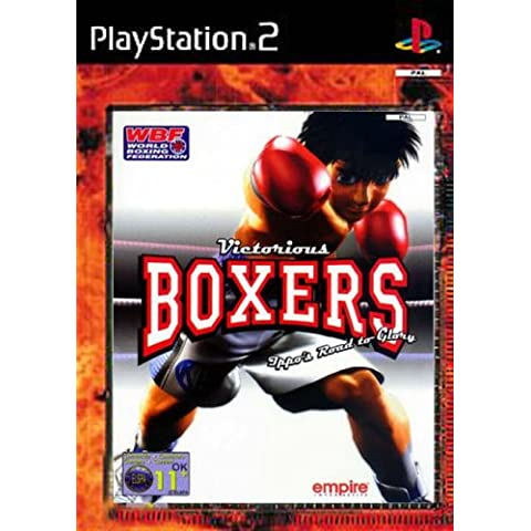 Victorious Boxers - Ippo