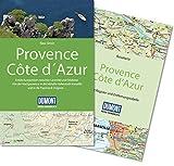 DuMont Reise-Handbuch Reiseführer Provence, Côte d'Azur: mit Extra-Reisekarte - Klaus Simon