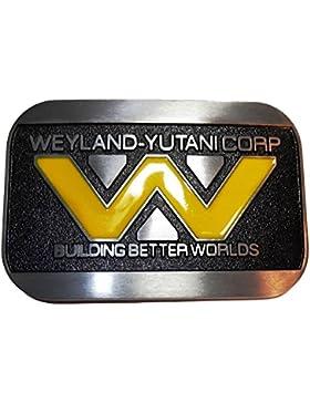 Weyland-yutani Corp Edificio mejor Worlds hebilla de cinturón