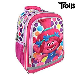 511KYlFuccL. SS324  - Mochila Escolar Premium Trolls