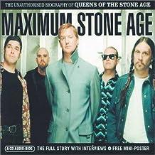 Maximum Stone Age: The Unauthorised Biography of Queens of the Stone Age (Maximum Series)