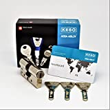 KESO 4000S Omega 41.715 Doppelzylinder
