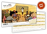 arheko Stadt Land Schule -Lern Spiel mit Humor fürDen kompetenten Unterricht, für Schüler, Lehrer - 55 Seiten Block - 26 Kategorien im Din A4 Format