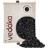 Amazon Brand - Vedaka Premium Black Raisins, 200g