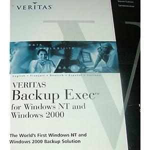Backup Exec NT/2000 8.5 E Server Edition