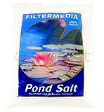 Teichsalz 10 Kg Koi Teich Salz für Salzbäder Mineralien gegen Stress, Parasiten