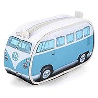 VW Camper Van Pencil Case for Kids & Adults, Official Volkswagen Pencil Bag