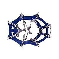 Snowline Unisex Chainsen Pro Spikes, Blau, Large