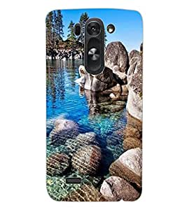 ColourCraft Beautiful Image Design Back Case Cover for LG G3 S