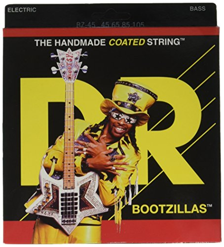 DR BZ 45 BOOTZILLAS BOOTSY COLLINS SIGNATURE BASS STRINGS