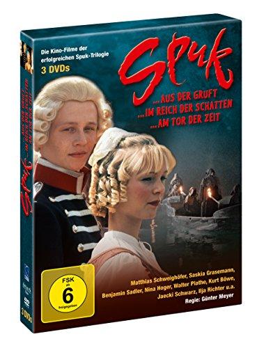 Spuk Trilogie (3 DVDs)