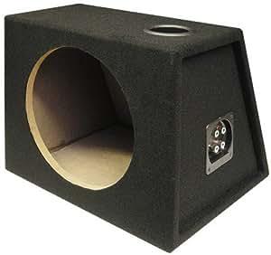 Caisson De Basse Vide Bass Reflex Sub 25Cm Auto