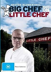 Heston Blumenthal: Big Chef Takes On Little Chef (PAL) (REGION 0)