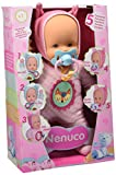 Famosa 700012664 - Nenuco Soft 5 Funzioni, 30 Cm, Rosa