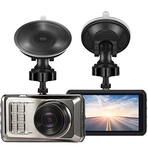 Digital Auto-kamera-dvr (Lavuky Auto Camcorder Dash Cam Auto Kamera DVR, DR10 Auto Schwarzbox FHD Digitales Auto Fahren Recorder 3