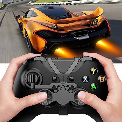 Bupin Mini-Rennspiele Gamepad Lenkrad Auxiliary Controller für Xbox One; Rennspiele Gamepad Lenkrad Auxiliary Controller für Xbox One