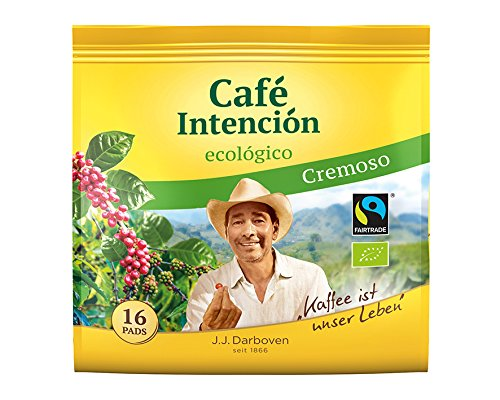 36ST CAFE INTENCION ECOL. PADS