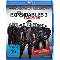 The Expendables 3 - A Man's Job - Ungeschnittene Kinofassung - Dolby Atmos