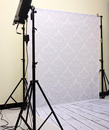 NIVIUS PHOTO® 150*300CM GRAU holz plank gedruckt indoor foto kulissen thin vinyl hintergrund für studio kinder BABY fotografie hintergründe D-9900