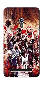 Print4U High Quality Designer Printed Back Cover For Asus Zenfone 5 A501CG,Asus Zenfone 5 A501CG Case Covers,Back Cover, Designer Printed Mobile Back Cover-Multicolor