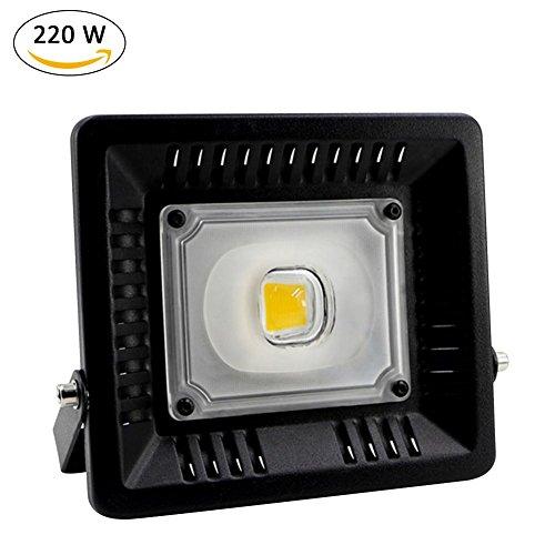 50W LED Fluter 110V-220V Objektbeleuchtung Strahler Flutlichtstrahler, IP67 Wasserdicht LED Flutlicht Aluminium Außenstrahler, Gartenlichter.