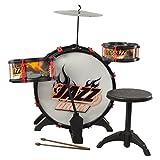 Magicpitara Rock Jazz Drum Set