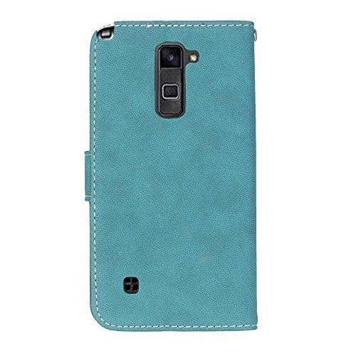 Wkae Case Cover Housse de protection en cuir pour iPhone 3G / 3GS / 3G / 3GS / 3GS ( Color : 5 , Size : LG G Stylo 2 Plus Stylus 2 Plus K550 ) 7
