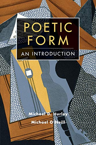 Poetic Form: An Introduction (Cambridge Introductions to Literature (Paperback))