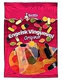 10 x NORDTHY ENGELSK VINGUMMI/ ENGLISCHES WEINGUMMI ORIGINAL 900g Incl. Goodie von Flensburger Handel