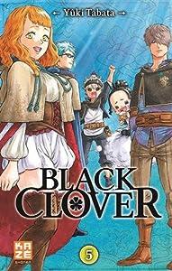"Afficher ""Black clover n° 5<br /> Lumière"""