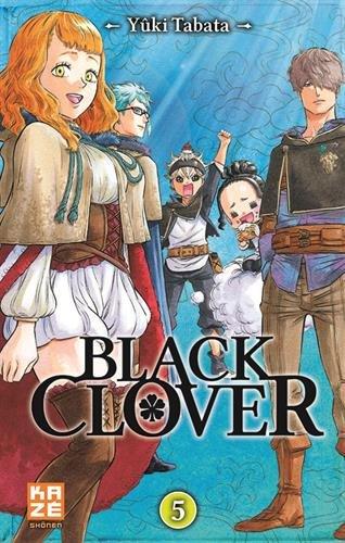 Black Clover (5) : Black Clover