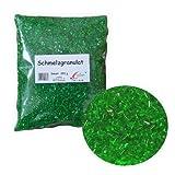 Creleo 760006 Schmelzgranulat, Schmelzolan 200 g, grün