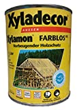 Xyladecor Xylamon HS 2in1 Vorbeugende Holzschutz Farblos 1 Liter